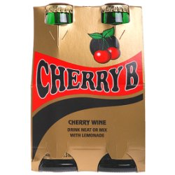 Cherry B Wine 4 x 113ml