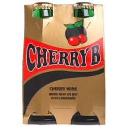 Cherry B Wine 4 x 113ml