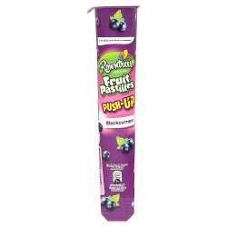 Rowntrees Fruit Pastilles Push-Up Blackcurrant 100ml