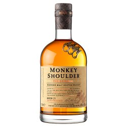 Monkey Shoulder Blended Malt Scotch Whisky 70cl