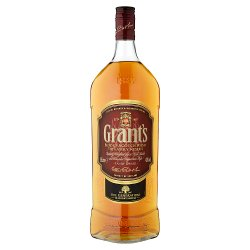 Grant's The Family Reserve Blended Scotch Whisky 1.5 Litre