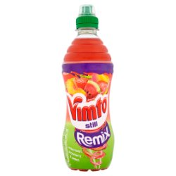 Vimto Still Remix Watermelon, Strawberry & Peach 500ml