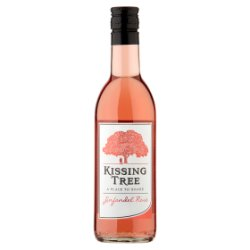 Kissing Tree Zinfandel Rosé 18.7cl