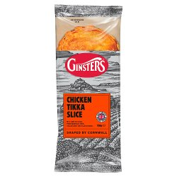 Ginsters Chicken Tikka Slice 170g