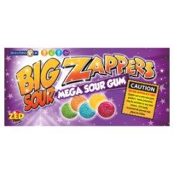 Zed Candy Big Zappers Mega Sour Gum 26g