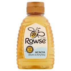 Rowse Acacia Delicate & Fruity Honey 250g