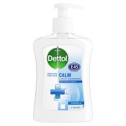 Dettol Anti-Bacterial Liquid Hand Wash Camomile 250ml