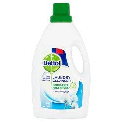 Dettol Laundry Cleanser Fresh Cotton 1L