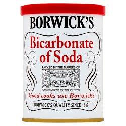 Borwick's Bicarbonate of Soda 100g