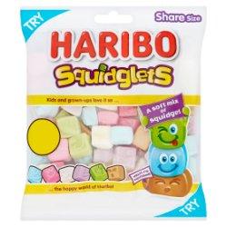 HARIBO Squidglets Bag 180g £1 PM