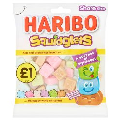 HARIBO Squidglets Bag 160g £1PM