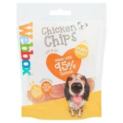 Webbox Chicken Chips 40g