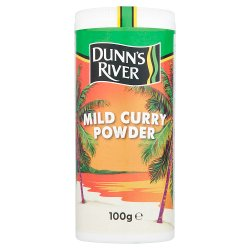 Dunn's River Caribbean Mild Curry Powder 100g