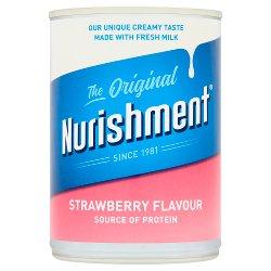 Nurishment The Original Strawberry Flavour 400g