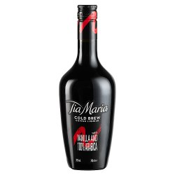 Tia Maria Cold Brew Coffee Liqueur with Vanilla and 100% Arabica 700ml
