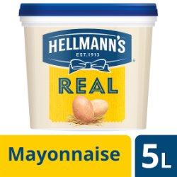 Hellmann's Real Mayonnaise 5L