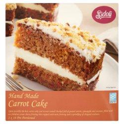 Sidoli Hand Made Carrot Cake 1.900kg
