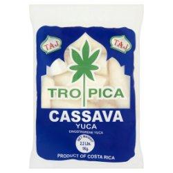 Taj Tropica Cassava Whole 1kg