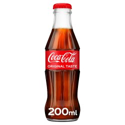 Coca-Cola Classic Icon 24 x 200ml
