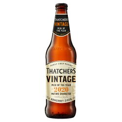 Thatchers Oak Aged Vintage Somerset Cider 500ml