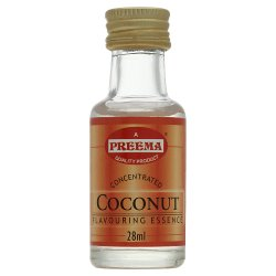 Preema Concentrated Coconut Flavouring Essence 28ml
