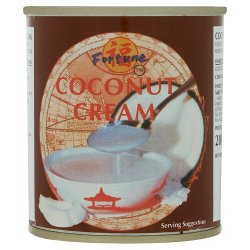 Fortune Coconut Cream 280g