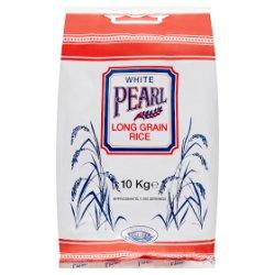 White Pearl Long Grain Rice 10kg