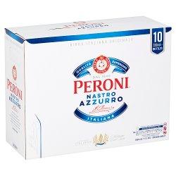 Peroni Nastro Azzurro 10 x 330ml