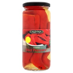 Aleyna Roasted Red Peppers 480g