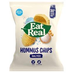 Eat Real Hummus Chips Sea Salt Flavour 45g