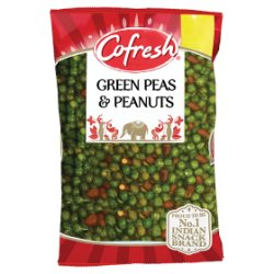 Cofresh Green Peas & Peanuts 350g