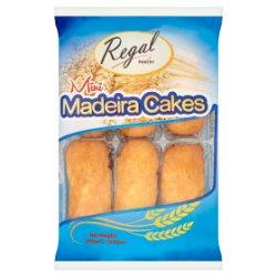 Regal Bakery Mini Madeira Cakes 350g