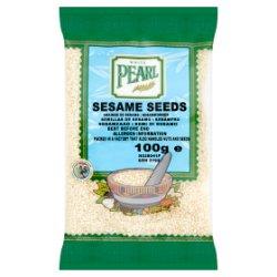 White Pearl Sesame Seeds 100g