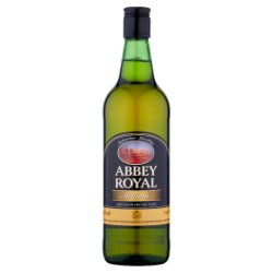 Abbey Royal Medium Fortified British Wine 70cl