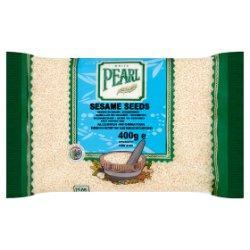 White Pearl Sesame Seeds 400g