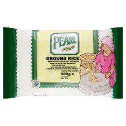 White Pearl Ground Rice 500g