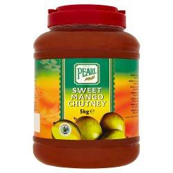 White Pearl Sweet Mango Chutney 5kg