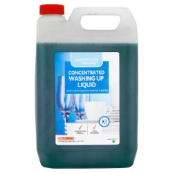 Essentially Cleaning Concentrated Washing Up Liquid K1 5L