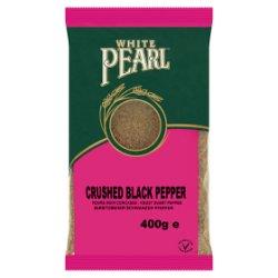 White Pearl Crushed Black Pepper 400g