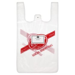 Best-in T-Shirt Bag Small Size x 100