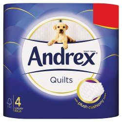 Andrex GBP1.69 Quilts
