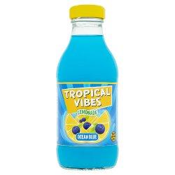 Tropical Vibes Lemonade Ocean Blue 300ml