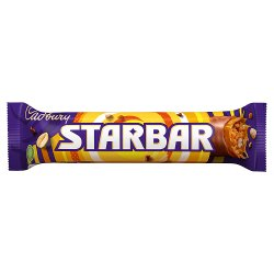 Cadbury Starbar Chocolate Bar 49g