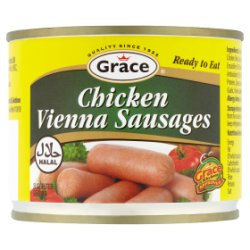 Grace Chicken Vienna Sausages 200g