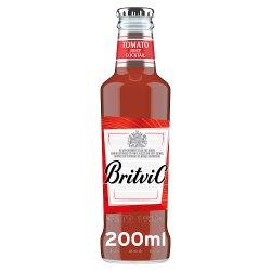 Britvic Tomato Juice Cocktail 200ml
