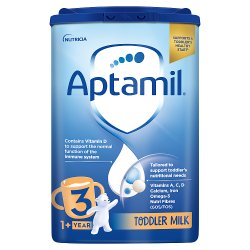 Aptamil 3 Toddler Milk 1-2 Years 800g