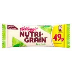 Kellogg's Nutri-Grain Bars Apple 25 x 37g