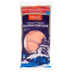 Essentially Catering Scottish Salmon Fillets 1.4kg