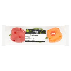Best-One Veg Mixed 3 Peppers