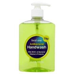 Best-One Aloe Vera Antibacterial Handwash 500ml